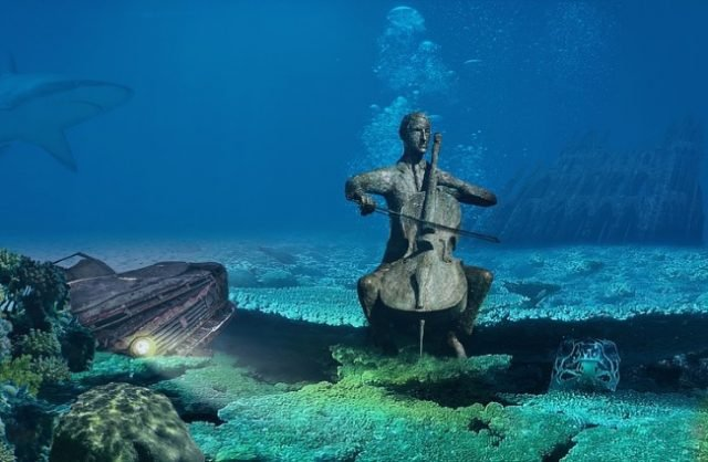Music Bringing Coral Reefs Back to Life