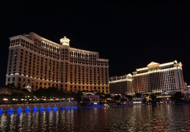 Blackstone Sews Up Bellagio Deal