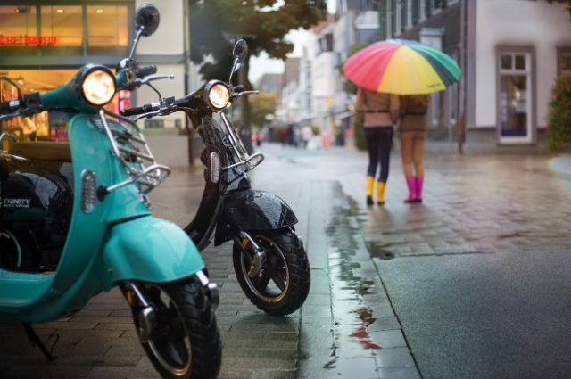 Electric Scooters Headed For Ontario In 2020