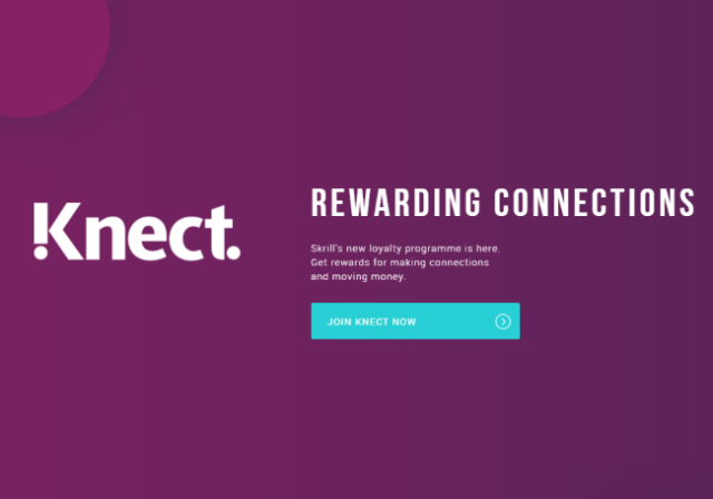 Paysafe To Reward Users With Skrill Knect