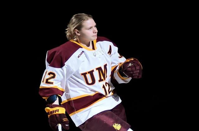 Canadian National Hockey Star Haley Irwin Retires