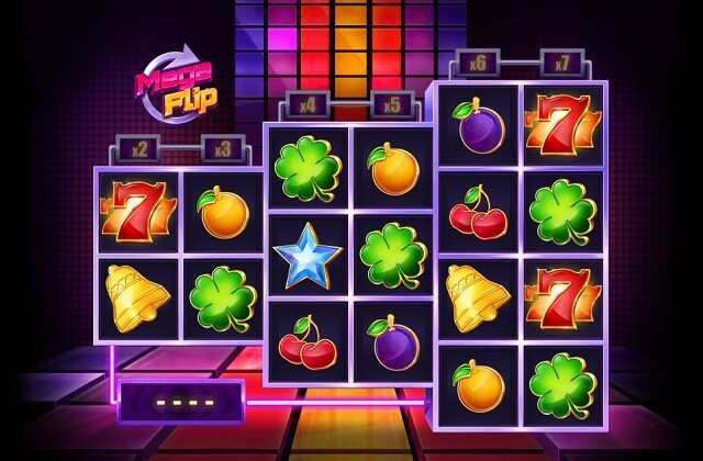 Relax Gaming Goes All Out With Mega Flip Slot