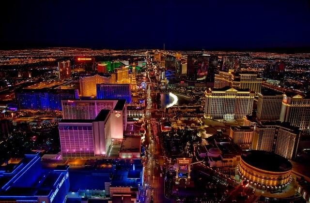 Gamblers Flock To Vegas After 78 Day-Hiatus