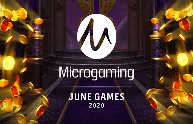 Microgaming Releases Stunning June Slots Lineup