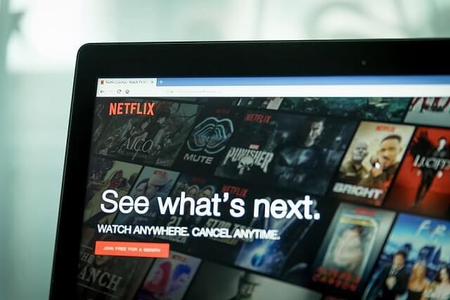 Netflix veut faire de gros films par des noms importants