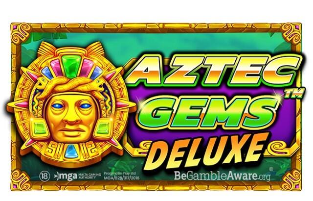 Pragmatic Play Releases Aztec Gems Deluxe Slot