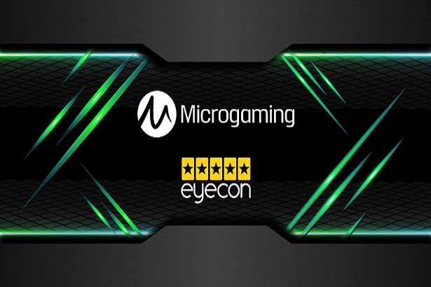 Microgaming Welcomes Eyecon To The Fold