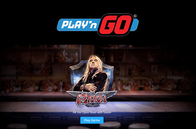 Play'n GO's Release Slot Ode To Metal Band Saxon