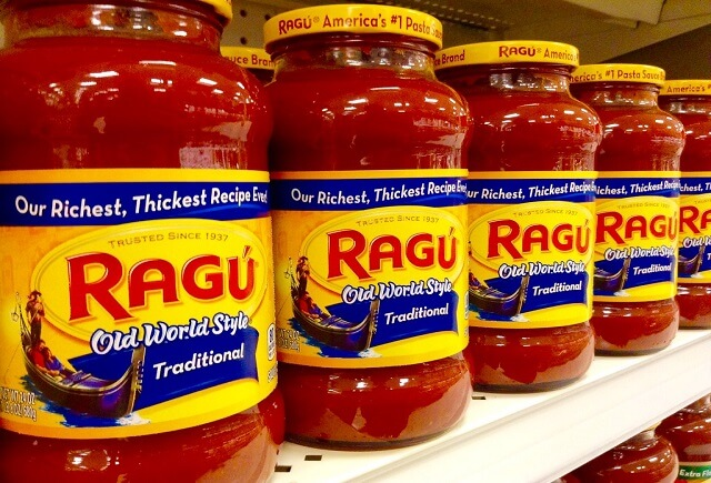 Canadians Mourn The Departure Of Ragu Sauce