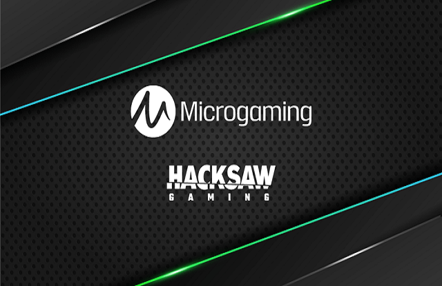 Microgaming Welcomes Hacksaw Gaming Onboard
