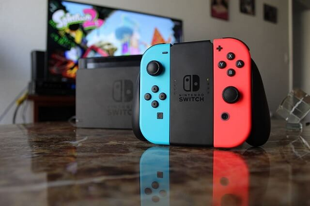 Nintendo Rumoured To Release Upgraded Switch