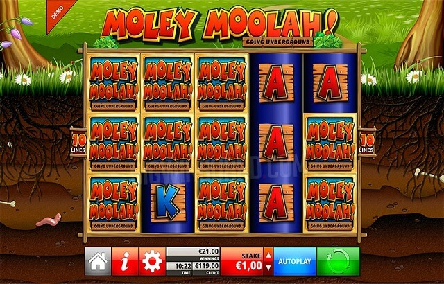 Yggdrasil's Moley Moolah Slot Coming Soon