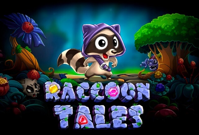 Evoplay Unveil New Raccoon Tales Slot