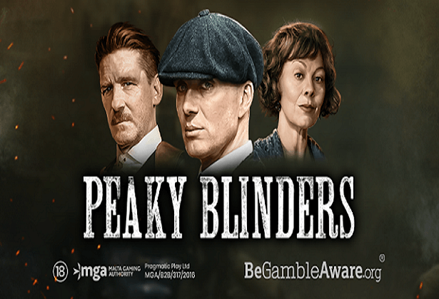 Pragmatic Play Launch Peaky Blinders Slot