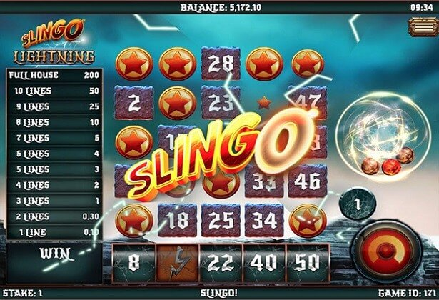 Slingo Originals Stun With Slingo Lightning