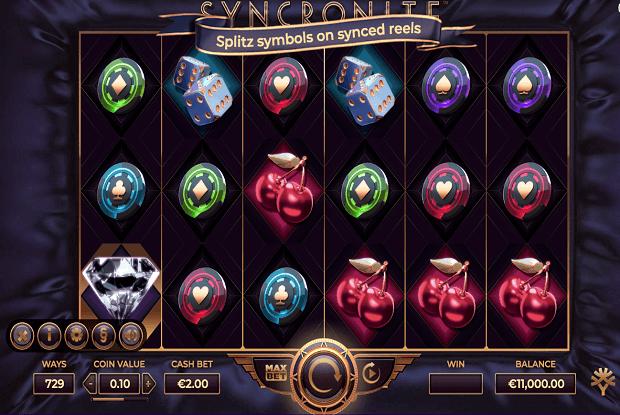 Yggdrasil's New Syncronite Splitz Slot Goes Live