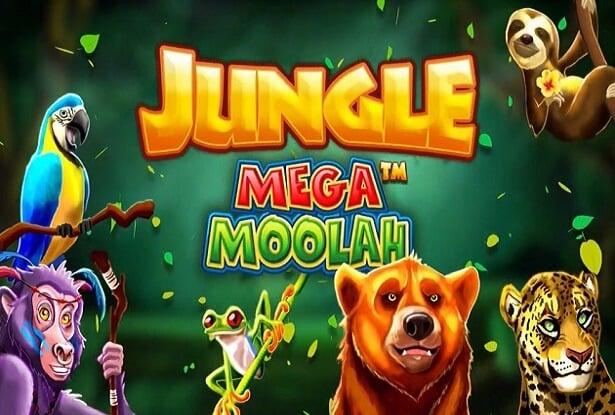 Mega Moolah Jungle Slot Gets Exclusive Release