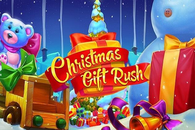 Habanero Releases Christmas Gift Rush Slot