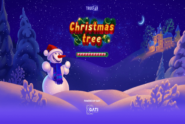 New Christmas Tree Slot From Yggdrasil