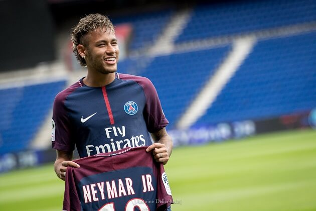 Excitement As Neymar Jr Rejoins PokerStars