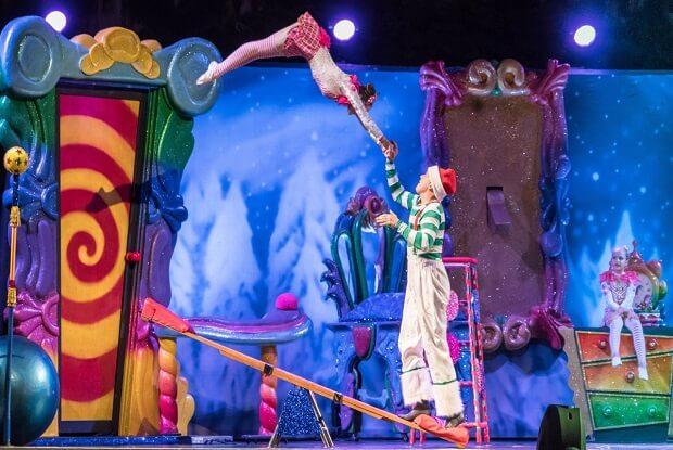 Le Cirque Du Soleil déclare faillite