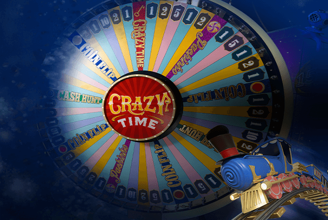 Evolution Gaming lance le nouveau jeu Crazy Time