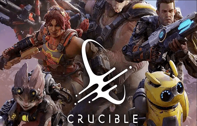 Amazon's Crucible Pulled Back Into Beta