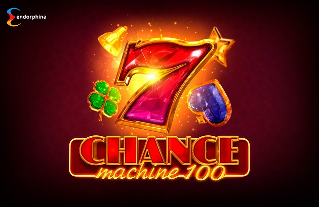 Endorphina's Chance Machine 100 Slot Launches