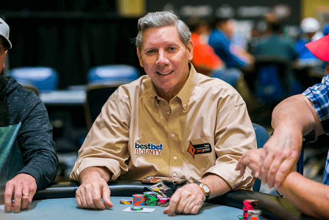 WPT Renames Champions Cup After Mike Sexton