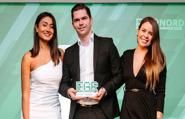 Evolution Gaming Wins EGR Global B2B Award - Again