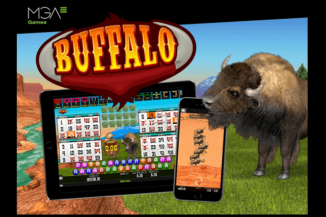 MGA's Buffalo Bingo Goes Global Online