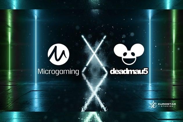 La Nouvelle Machine À Sous deadmau5 De Microgaming Est Lancée