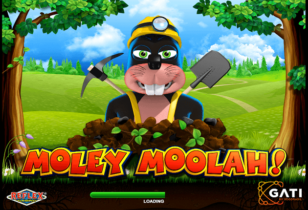 Yggdrasil lance sa nouvelle machine à sous Moley Moolah