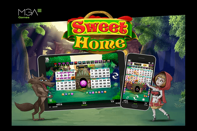 MGA Games Launch New Sweet Home Bingo Game