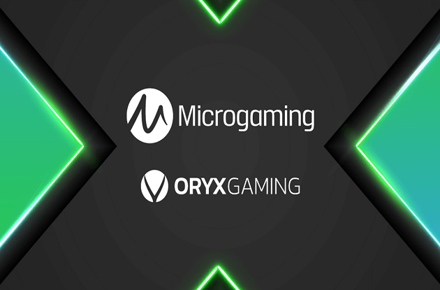 Microgaming Adds ORYX To Supply Their Portfolio