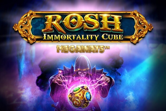 New Rosh Immortality Cube Megaways Slot