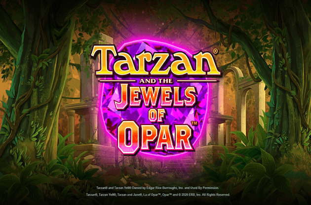 Microgaming Release New Tarzan® And The Jewels Of Opar™ Slot