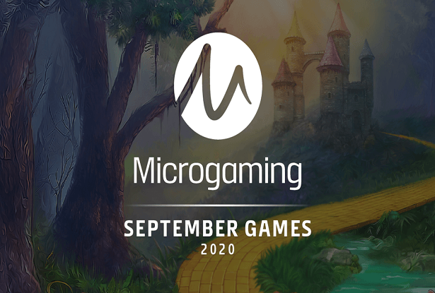 Microgaming Launching More New Slots in September
