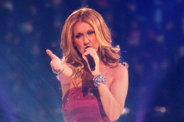 Celine Dion Suits Any Occasion – Just Ask ESPN
