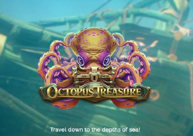 Play'n GO's New Octopus Treasure Slot Makes a Splash