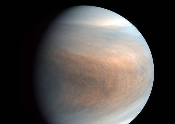 Life May Have Just Been Found on Venus in Its Hellish Atmosphere