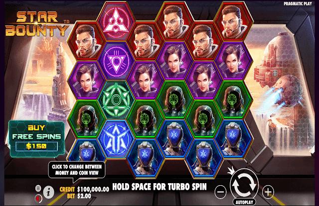 Pragmatic Play Launches New Star Bounty Slot