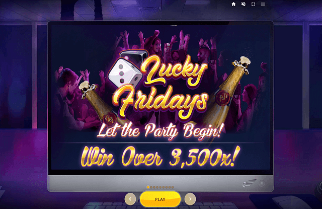 Red Tiger Releases Quirky Lucky Fridays Slot