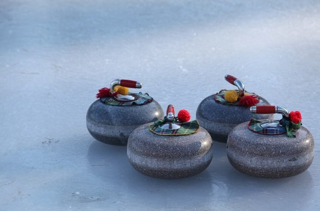 Laing & Jones' Return To Curling Results In a Win
