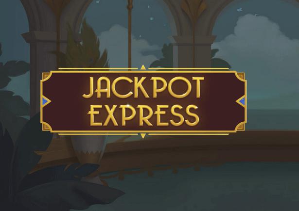 Présentant le nouveau Jackpot Express d'Yggdrasil