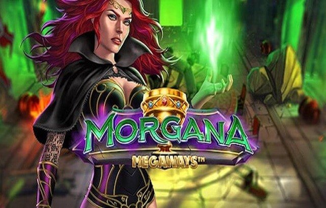 iSoftBet's Morgana Megaways Slot Now Live