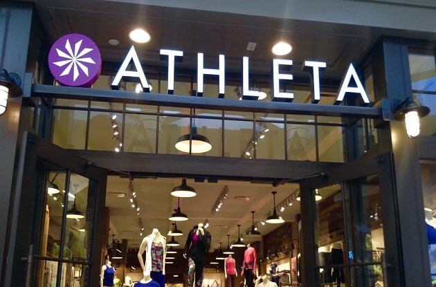 Athleta To Enter Canadian Market