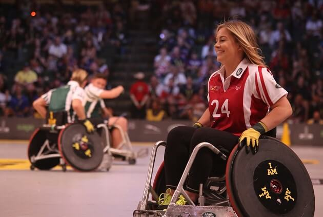 Tokyo Paralympics Now Officially Underway