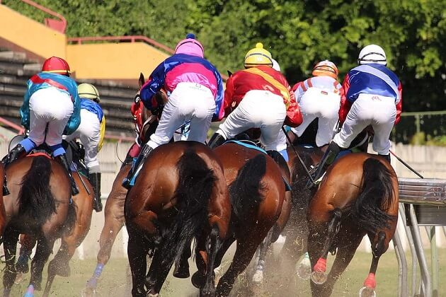 The Queen's Plate Is Officially Back On