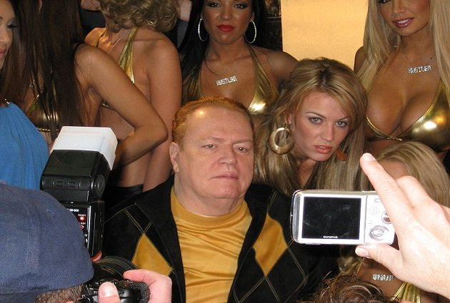 Casino And Porn Mogul Larry Flynt Dies At 78
